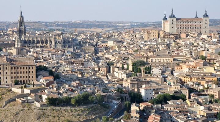 Toledo in Spanje rondreis
