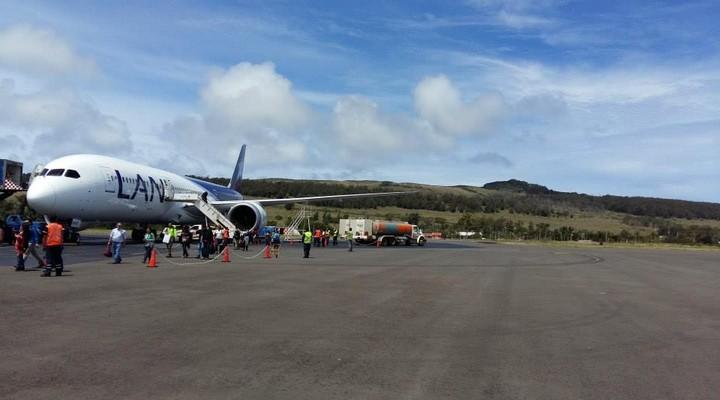 Vliegveld van Hanga Roa