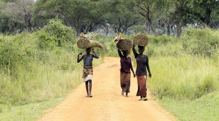Inwoners van Gulu