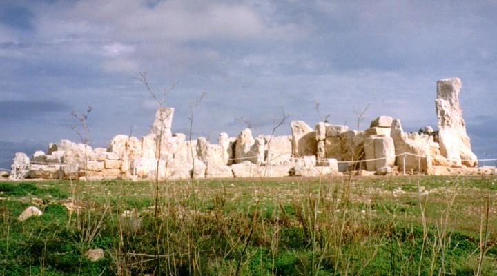 megalitische tempels op Malta