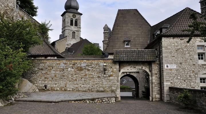 Stolberg museum Oranjeroute