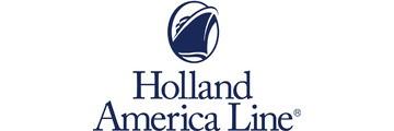 Logo van Holland America Line