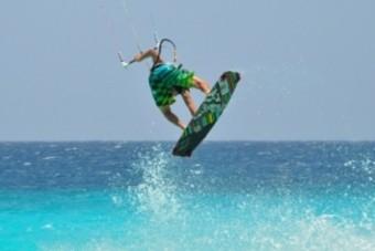 Bonaire, perfect voor kitesurfen
