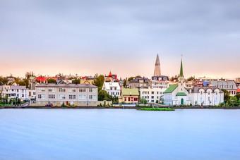 Het prachtige IJsland