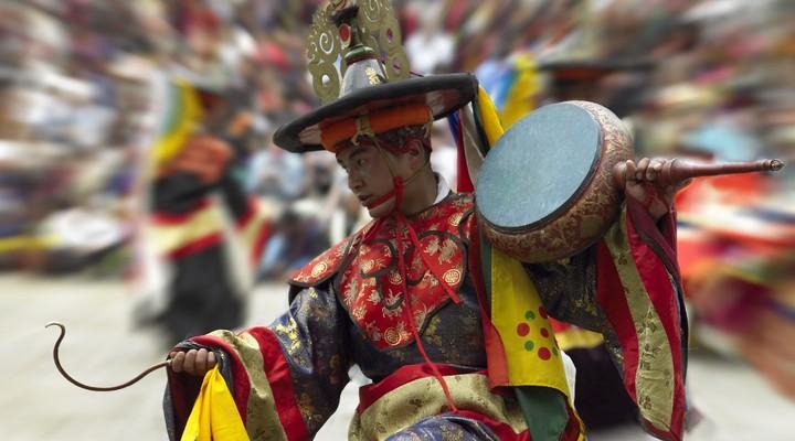 Cultuur in Bhutan