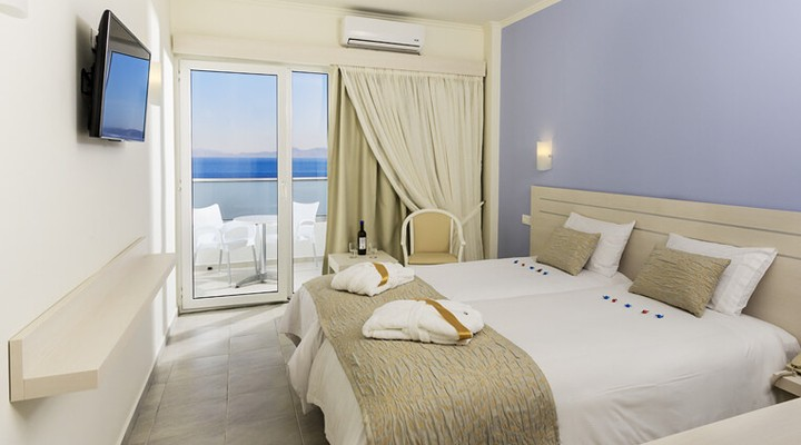 Double Superior Room With a Sea View van Double Superior Room With a Sea View