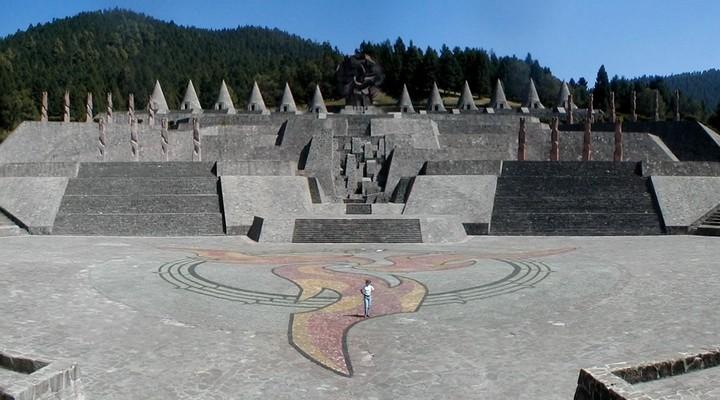 Otomi Ceremonial Center, Mexico