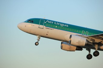 Nieuwe bestemming voor Aer Lingus