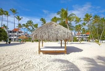 Het strand van de Dominicaanse Republiek