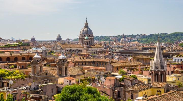 Sinds kort biedt Transavia een route naar Rome aan
