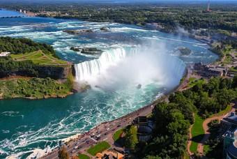 De Niagara watervallen