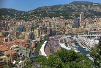 Formule 1 race Monaco, Grand Prix