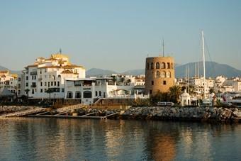 Met De Jong Intra naar Marbella