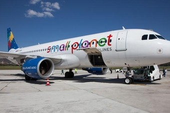 Thomas Cook eindigt samenwerking Small Planet Airlines