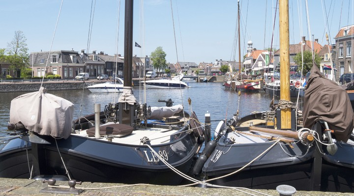 Haven Lemmer - Friesland