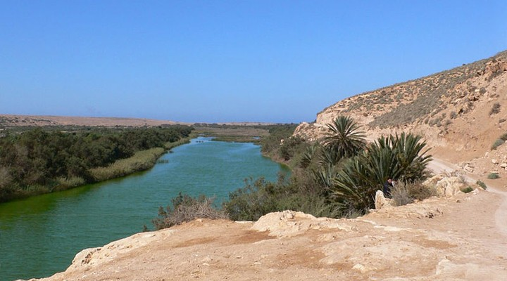 Souss-Massa River National Park