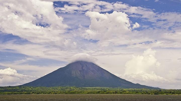 Vulkaan Nicaragua