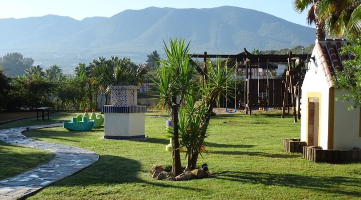 Speelplaats La Granja de Antonio