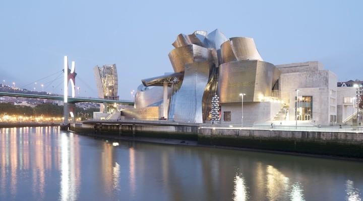 Guggenheim Museum Bilbao - Spanje