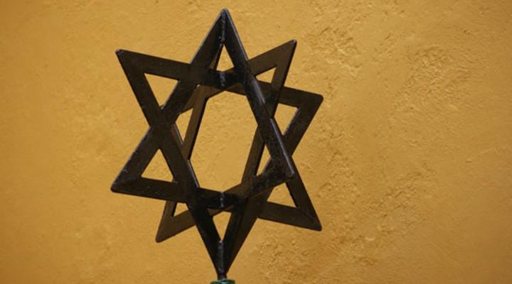 Jodenster bij Joods museum