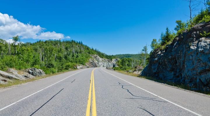 Rondreizen in Canada