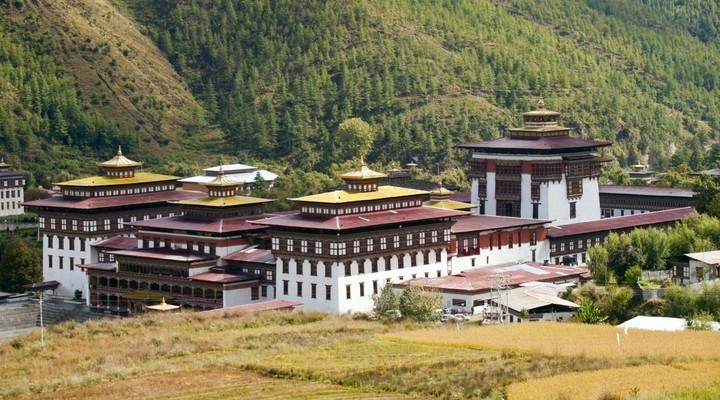 Thimphu, stad Bhutan
