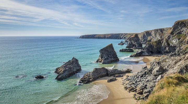 Cornwall in Engeland