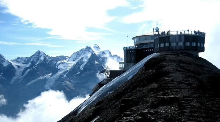 Piz Gloria, Zwitserland