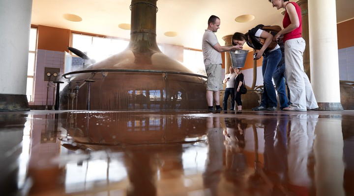 Bierbrouwerij het Anker ©ToerismeMechelen
