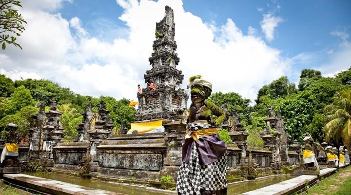 Denpasar in Indonesië