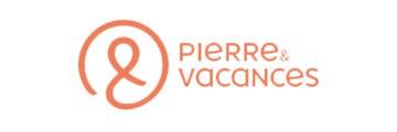 Logo van Pierre & Vacances