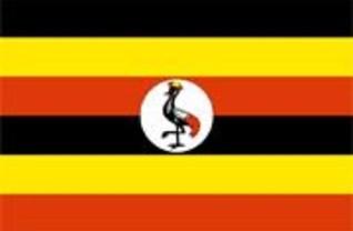 Vlag Uganda