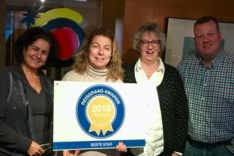 Salou wint voor het eerst de award