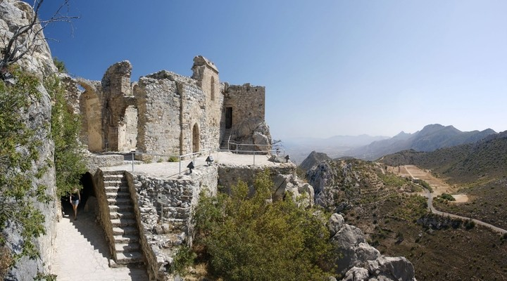 St Hilarion Noord-Cyprus