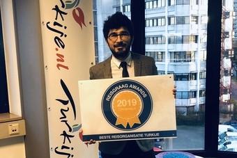 Enka Reizen wint Reisgraag Award 2019