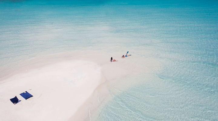 Relaxen op de Malediven