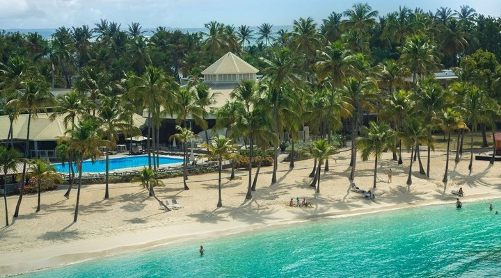 Club Med op Guadeloupe