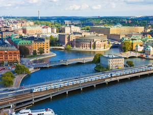 Kopenhagen, Stockholm&Göteborg