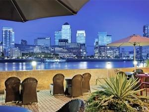 DoubleTree by Hilton Hotel London - Docklands Rive
