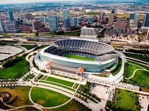 Fly&Drive Chicago, inclusief autohuur, per Unite