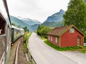 Autorondreis Bergen & Fjorden