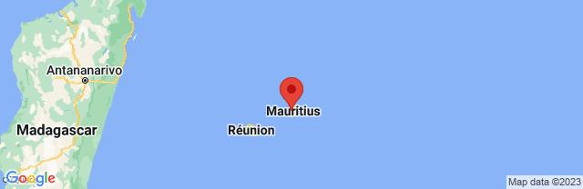 Landkaart Curepipe