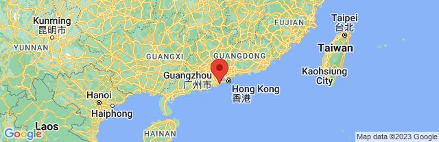 Landkaart Macau
