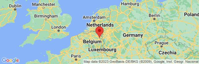 Landkaart Maastricht