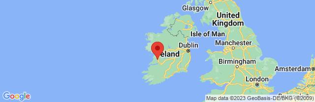 Landkaart Ennis