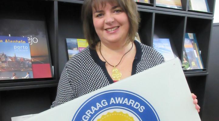 Portugal wint Reisgraag Award 2018