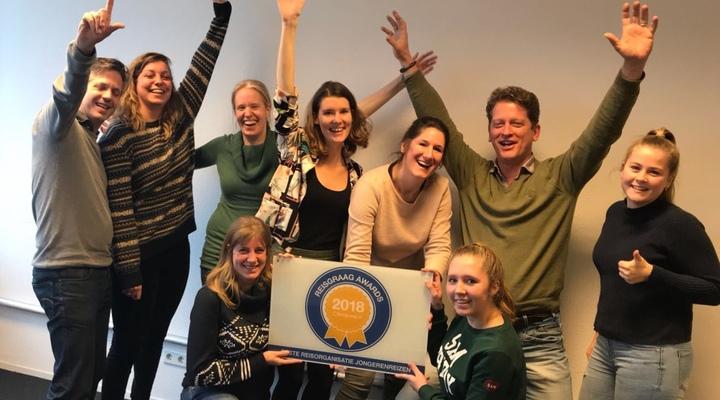 Vinea wint Reisgraag Award 2018