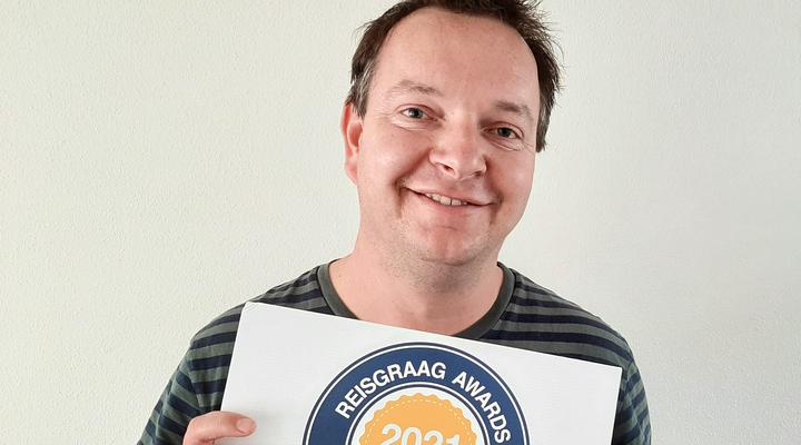 Andros Eilandhoppen op maat met Reisgraag Award