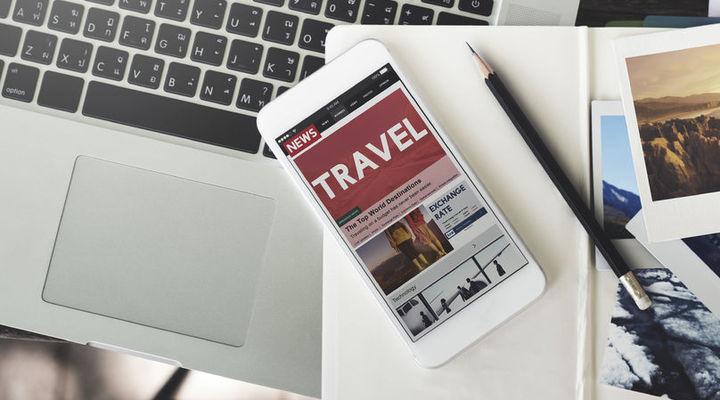 Reisinspiratie opdoen via verschillende reisblogs