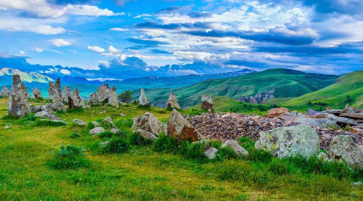 Armeense Stonehenge
